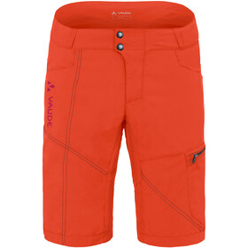 VAUDE Tamaro Shorts Men paprika